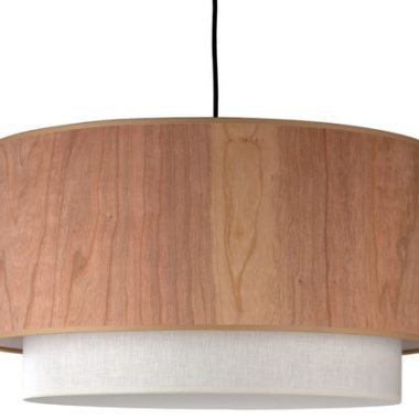 2Modern Lights Up! Woody Pendant Lamp