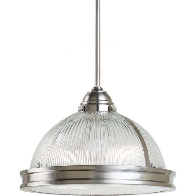 Restoration hardware clemson prismatic single pendant copycatchic pratt street prismatic 2 light pendant aloadofball