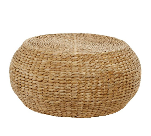 Ralph Lauren Home Desert Modern Woven Cocktail Table