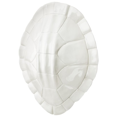 Horchow Karen Robertson Collection Gator Turtle Shell