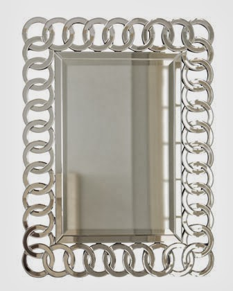 Horchow Coddoa Mirror