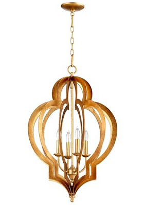 Z Gallerie Quatra Chandelier Copy Cat Chic