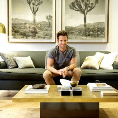 Nate Berkus Living Room Copycat with Hayneedle