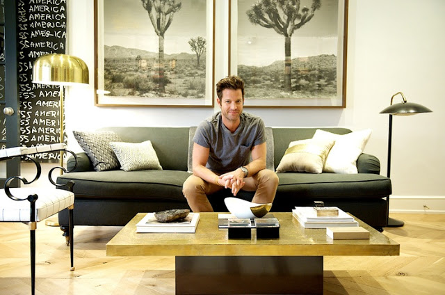 Nate Berkus Living Room from Matchbook Magazine