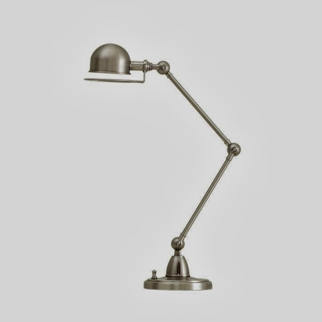Restoration hardware atelier task table lamp copycatchic for When is restoration hardware lighting sale