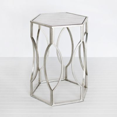 Clayton Gray Morocco Hex Side Table Copycatchic - Hex coffee table