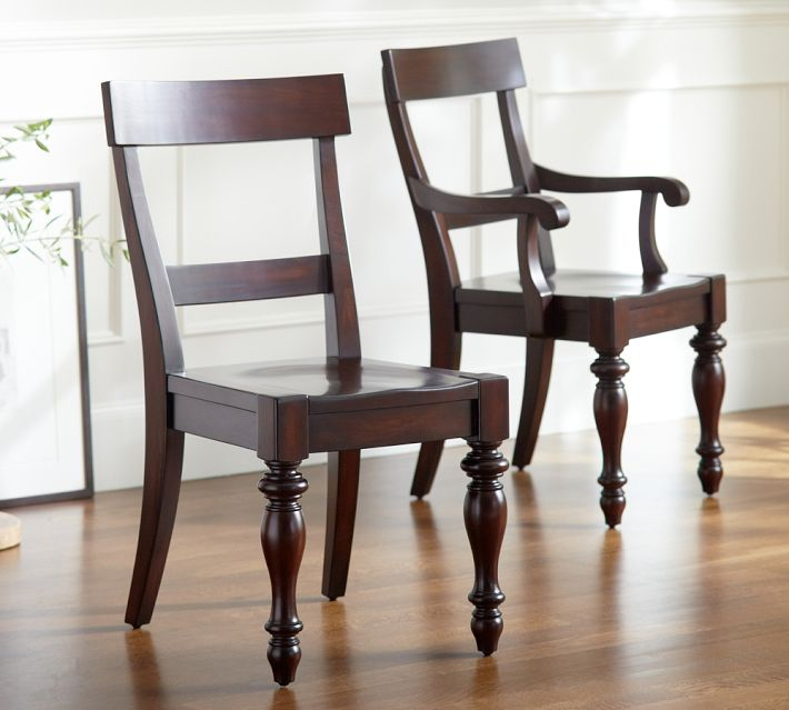 pottery barn lawton dining chair copycatchic. Black Bedroom Furniture Sets. Home Design Ideas
