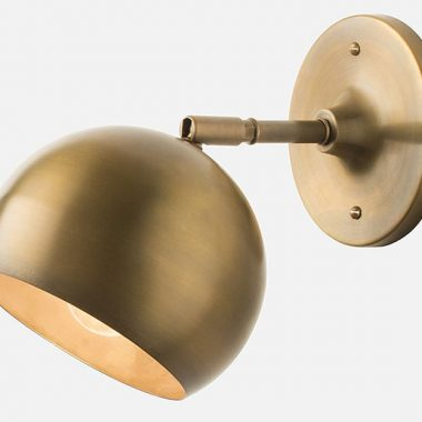Schoolhouse Electric Isaac Sconce
