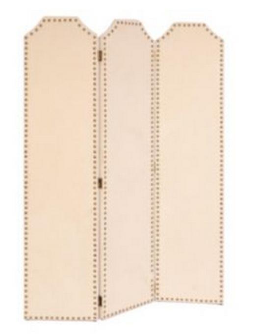 Kirkland's Serena Ivory Room Divider