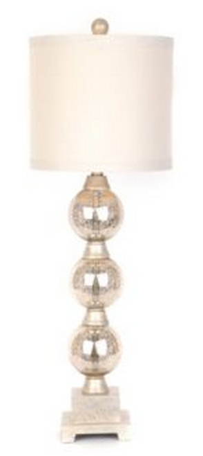 Kirkland's Mercury Orbs Table Lamp