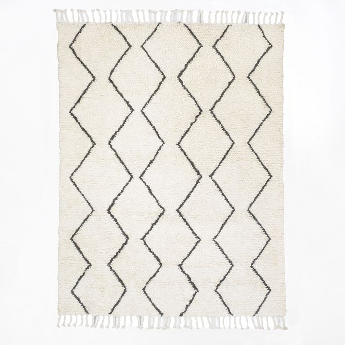 West Elm Souk Wool Rug Copy Cat Chic