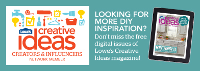 Lowe's Creative Ideas Network
