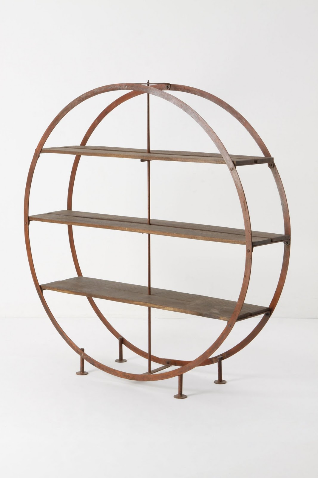 Anthropologie Kansai Bookcase 1 298 Cost Plus World Market Round