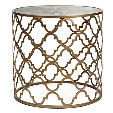 Z Gallerie Meridian End Table