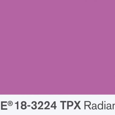 Pantone Color of the Year | Radiant Orchid