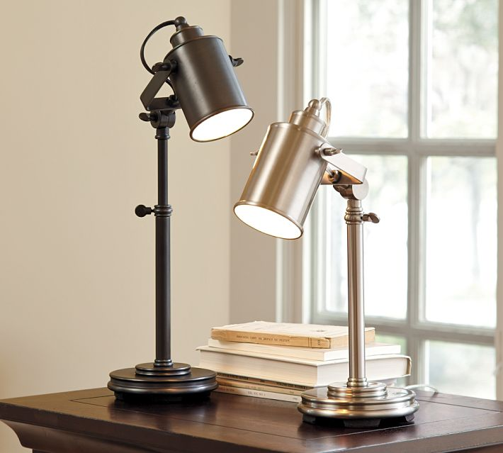 Pottery Barn Photographer S Task Table Lamp Copycatchic