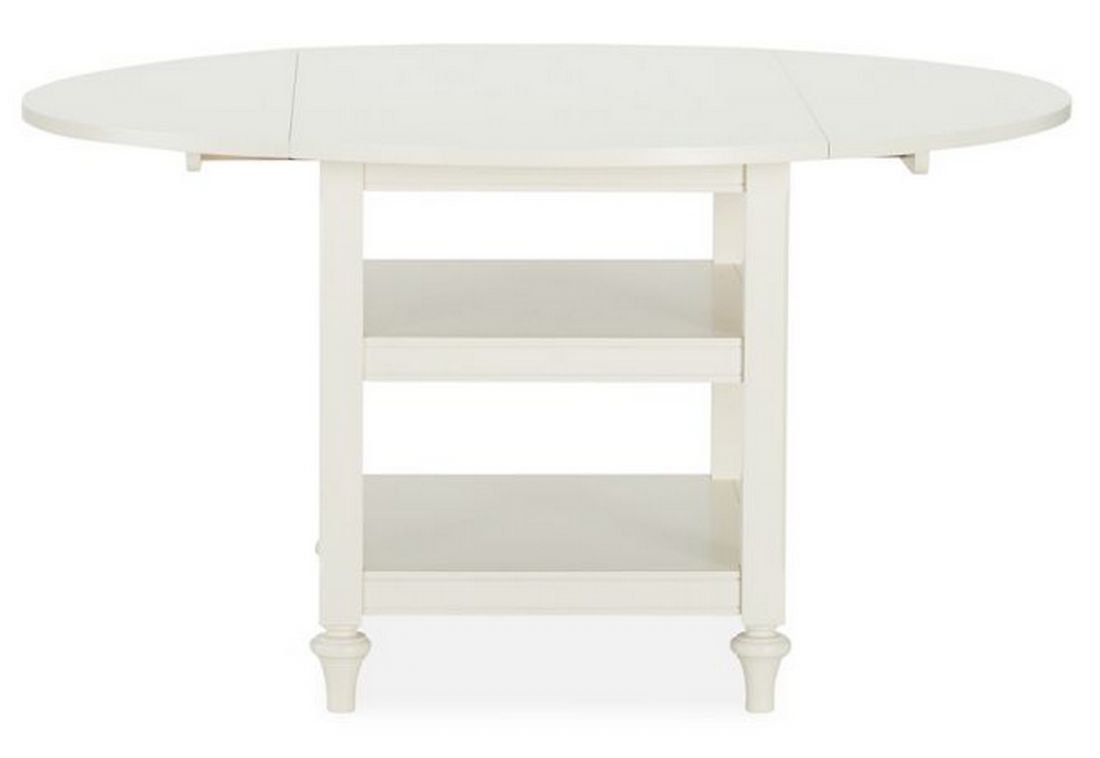 pottery barn shayne drop leaf kitchen table - Drop Leaf Kitchen Table