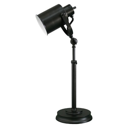 Pottery Barn Photographer S Task Table Lamp Copy Cat Chic