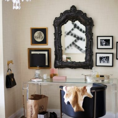 Copy Cat Chic Room Redo | Chic Vanity