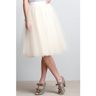 ANTHROPOLOGIE KARINSKA SKIRT