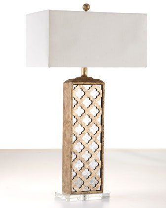 Horchow mirrored capiz lamp copycatchic horchow mirrored capiz lamp mozeypictures Gallery