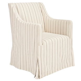 Layla Grace Sandra Slipcovered Chair