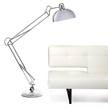 Adesso atlas floor lamp copycatchic adesso atlas floor lamp aloadofball Choice Image