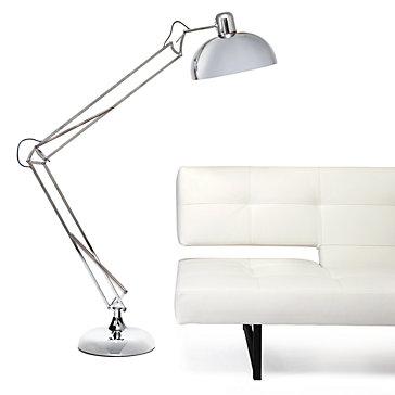 Z GALLERIE SPRING FLOOR LAMP