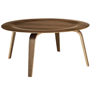 Eames Molded Plywood Coffee Table Copy Cat Chic