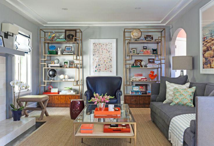 Copy Cat Chic Room Redo Beachy Masculine Living Room