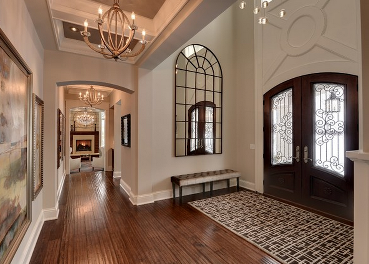 Interior Design Entry Way