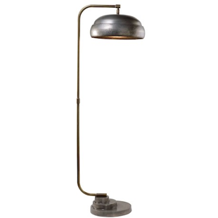 Zinc Door Jamie Young Steam Pink Floor Lamp