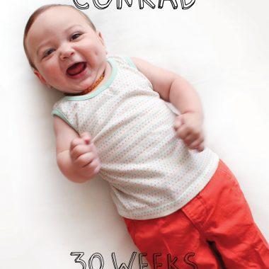 Conrad Weekly | 30 Weeks
