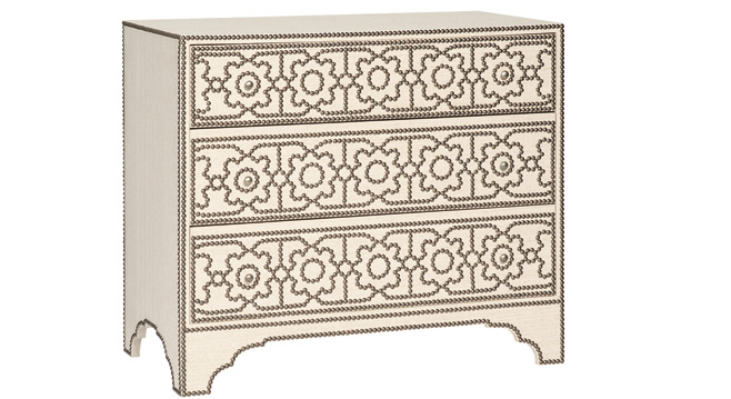 Bernhardt Interiors Cabrillo Nailhead Chest