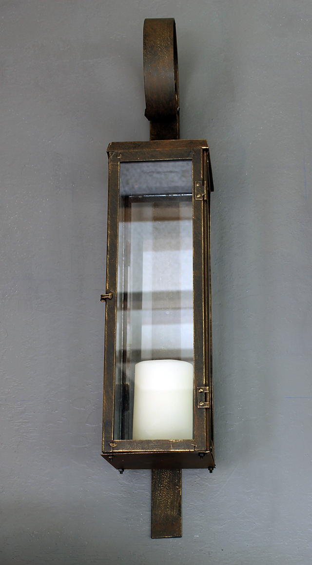 Product Review Birch Lane Scroll Candle Sconce - copycatchic