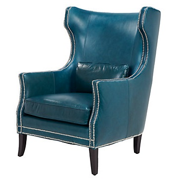Horchow Donovan Wing Chair Copy Cat Chic