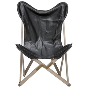 Zinc Door Mercer Black Modern Chair