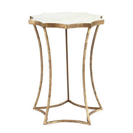 Ballard Designs Aster Side Table