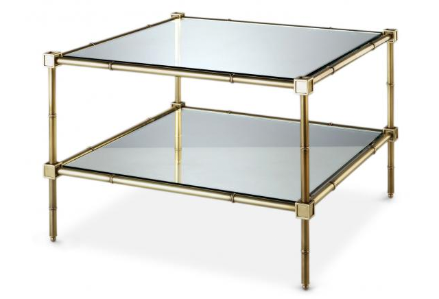 Jonathan Adler Meurice Two Tier Table