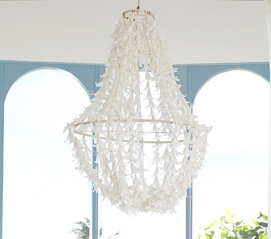 Pottery Barn Kids Lily Chandelier