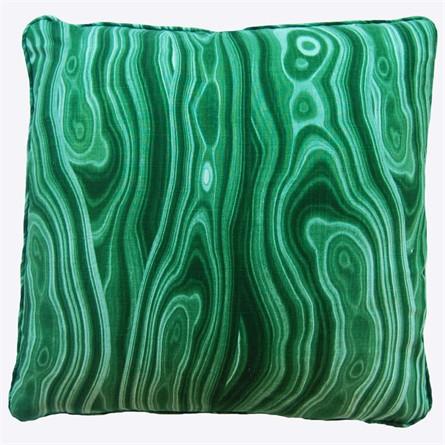 Rosenberry Rooms Malachite Green Pillow - copycatchic