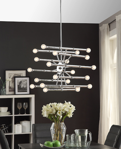 Jonathan Adler Meurice Chandelier Copy Cat Chic