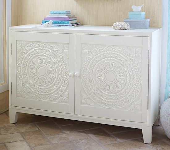 Pottery Barn Kids Isla Cabinet