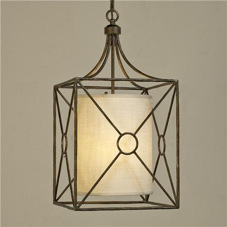 Shades of Light Riviera Iron Lantern
