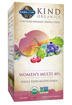 Garden of Life Kind Organics Women's Multivitamin