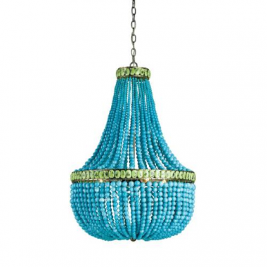 Currey & Co Marjorie Skouras Hedy Light Chandelier