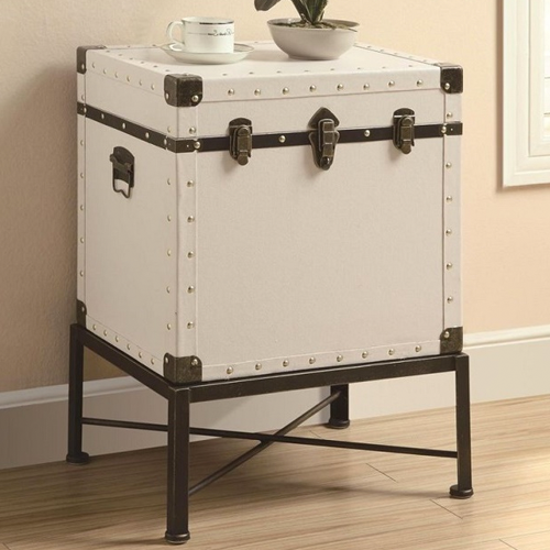Ludlow Trunk Side Table
