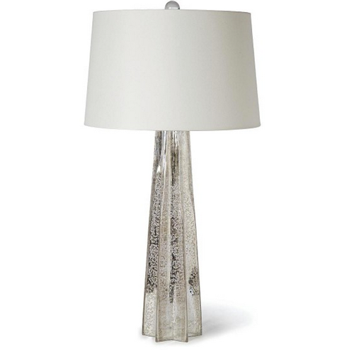 High Fashion Home Antique Mercury Star Glass Lamp