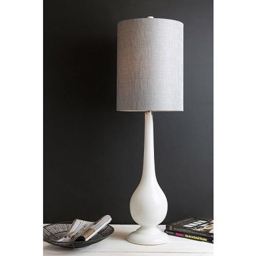 Overstock Magical Milk Glass Lamp