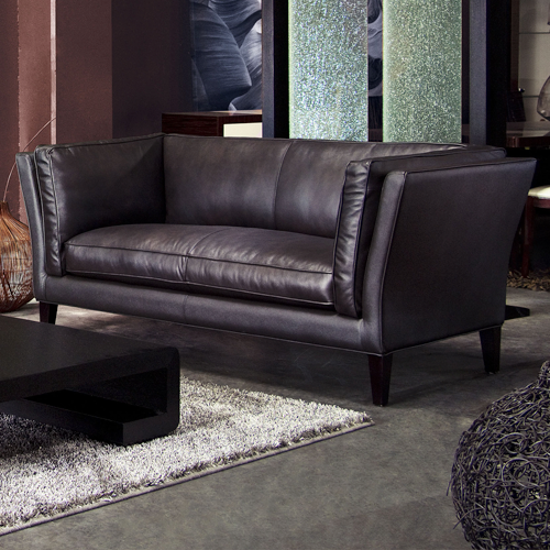 Restoration Hardware Sofa Collection: Restoration Hardware Sorensen Leather Sofa